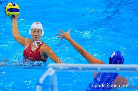 [原创]七律. 中国水球女队 - 冶超 - 冶超三界堂