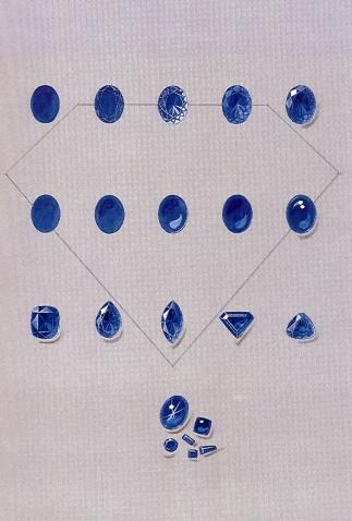 珠宝手绘效果图教程