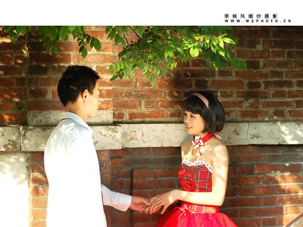 《阳光恋人》预告篇---沙面外景婚纱写真 - 季候风摄影工作室 - 季候风外景婚纱摄影 广州婚纱摄影工作室