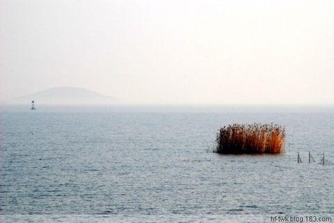巢湖岸边 - hf-twk - 红帽子(王)的博客