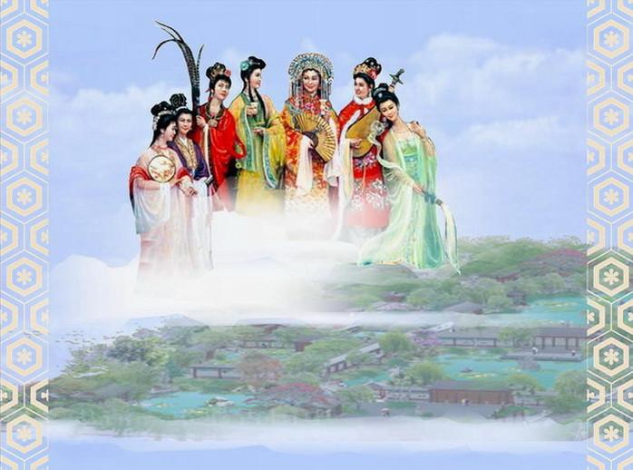 中国古代神话全集 - laoyuweng1952 - 老渔翁的《动画博客乐园》