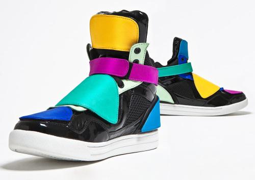 MS SNEAKER DIY新鞋华丽登场 - 月之海 - 月之海@View
