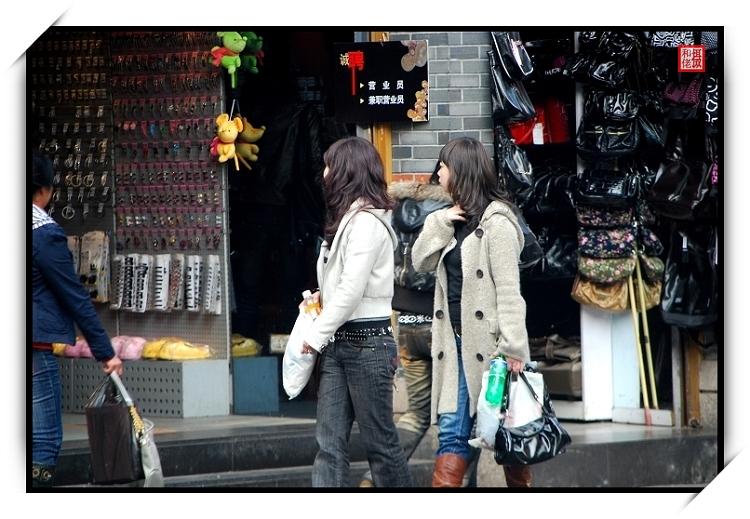 (原创32P)浓浓故乡情③--温州街头 - 风和日丽(和佬)  - 鹿西情结--和佬的博客