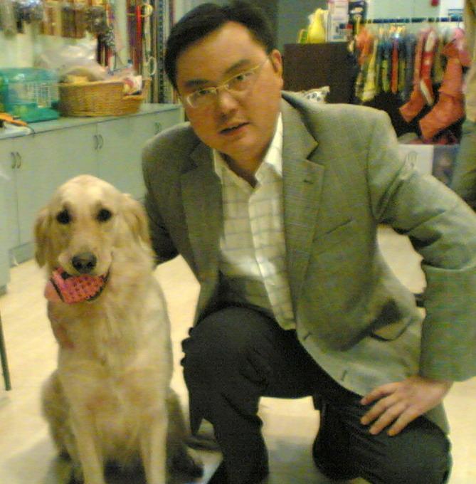 认识的人越多,我就越喜欢狗 - yuleiblog - 俞雷的博客