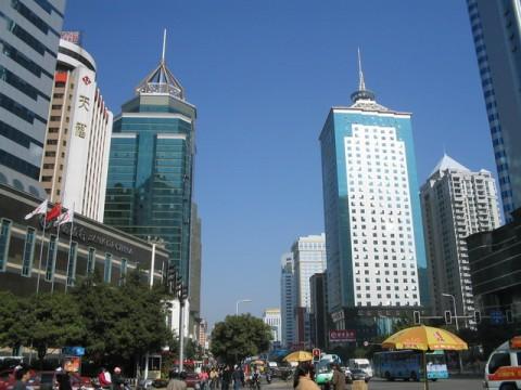 [城市风光] 中国三十四个省府城市风光(华东地区) - 鄂东山人 - 旅游摄影爱好者之家