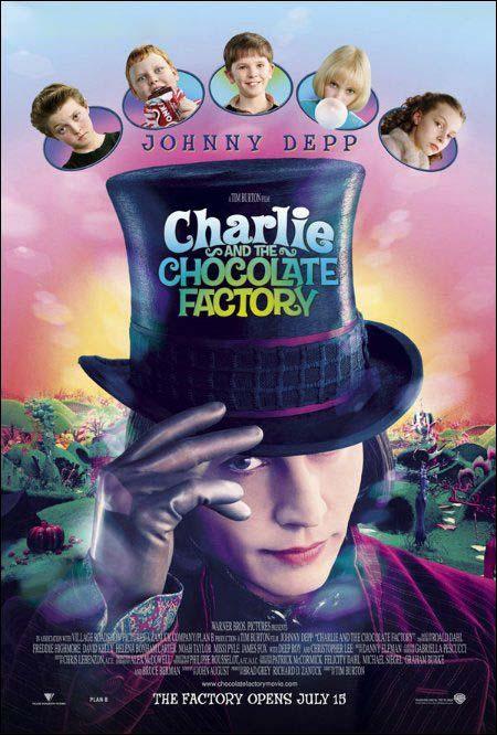 《查理和巧克力工厂》:鸡米之约 - 刘放 - 刘放的惊鸿一瞥