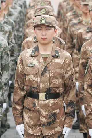 女军官春秋常服   驻香港部队   陆军军官长袖夏常服   空军军官长袖夏常图片