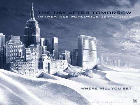 """[气候危机专题]《序》—""""后天""""到底是哪天 - 哎哟哇噻 - 欢迎来到·哎哟哇噻·的世界"""