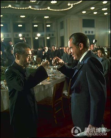 [经典照片] 永远怀念敬爱的周恩来总理 - 长城 - 长城的博客http://jsxhscc.