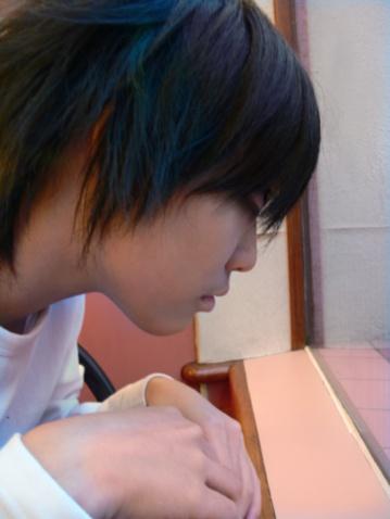 HB to 雪祭 风风 ———Death Note————L与蓝蓝路的一天—— - 云影 - 沉沦·狂乱
