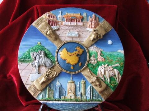 工艺美术品 - 2008zhouwenbo - 周文波博客