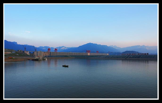 (原创图文)长江三峡景区 - 人走茶凉 - 人走茶凉的博客
