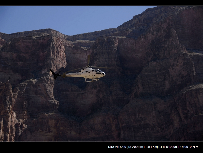 探秘科罗拉多大峡谷(二) - 西樱 - 走马观景
