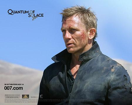 【电影】《007:大破量子危机》 - SOLO - Solos Space