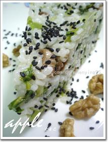 16道懒人健康饭菜:微波炉做出的五色健康粉丝 - 可可西里 - 可可西里