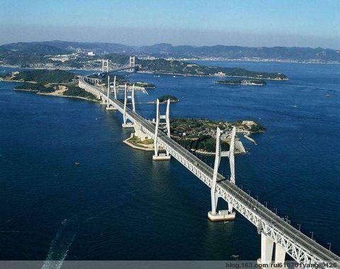 令人钦佩的设计师、建设者的杰作—世界跨海第一长桥(图) - ruirui的日志 - 网易博客 - . - .