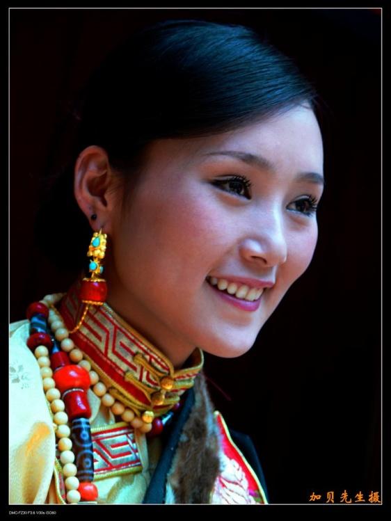 骚妇人18p_引用〔原创摄影〕康巴地区藏族服饰(妇女组18p) - 人在上海 - 人在