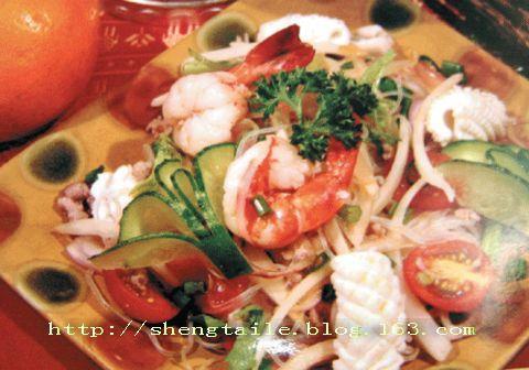 最流行的健康美食泰国菜(图) - 曼眉公---湄公河之家 - 曼眉公