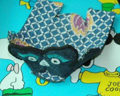 虎头鞋的制作 - 大力水手 - 大力水手的博客
