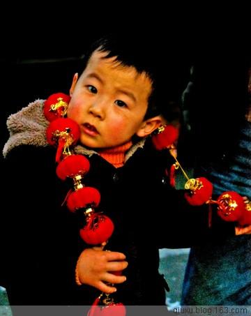 [原]红红火火过大年——街头写真 - 秋绪 - 秋绪书斋