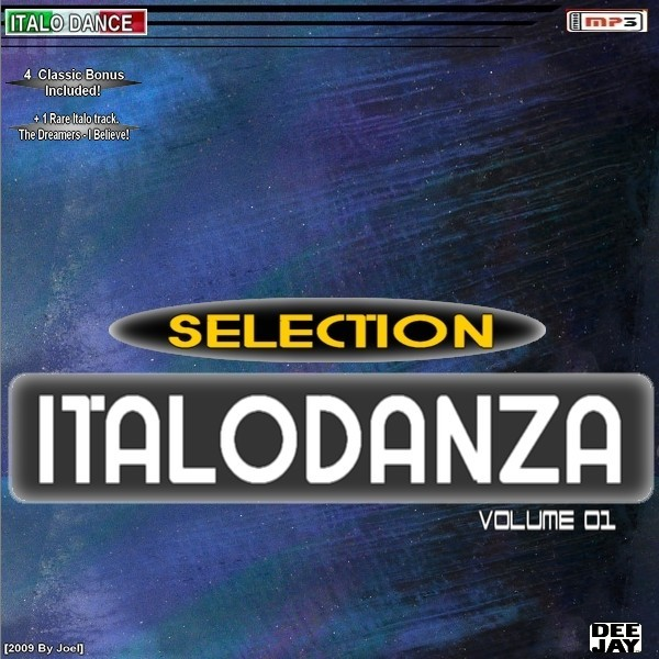Selection Italodanza [Vol.01--04] - 意大利铁匠 - 分享劲爽节奏--XINBO21