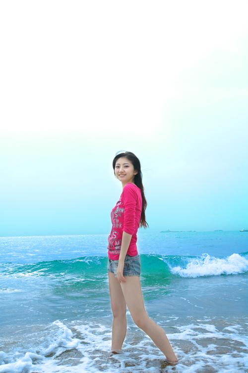 仙女下凡啰!超级养眼哦 - 阳光梦想yg22.com