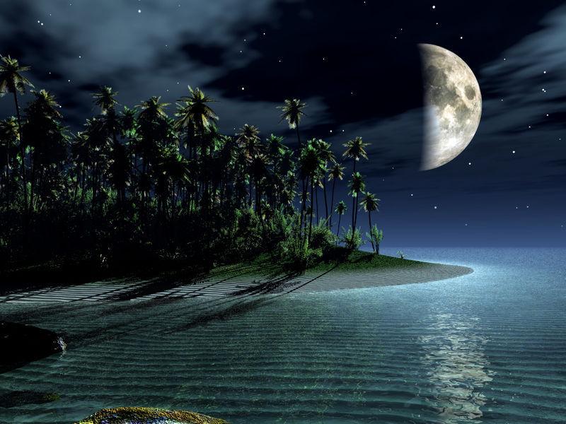 月色 - 西风残 - jiaguofa的博客