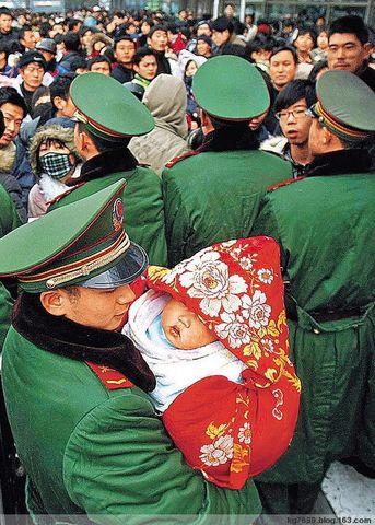 央视春晚诗朗诵《温暖2008》 - 铁道兵kg7659 - 铁道兵kg7659