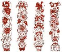 详谈剪纸之五窗花——民间艺术常识(十二) - 白水 - 白水的博客