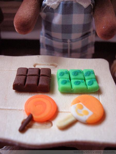 绿豆糕,棒棒糖