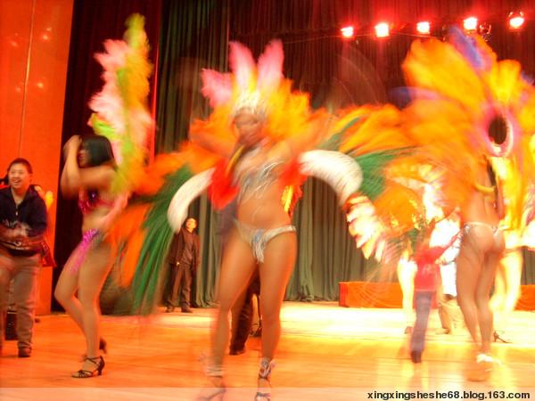 巴西圣保罗歌舞团长春迎新综艺晚会(图) - 微风山谷 - 微风山谷的博客