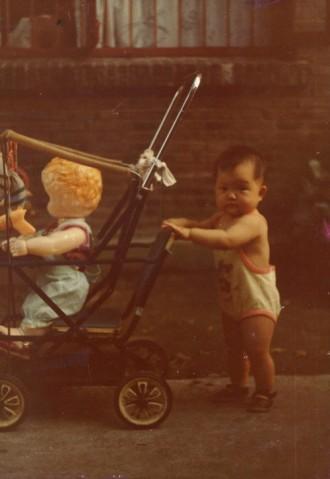 80年代的孩子图片
