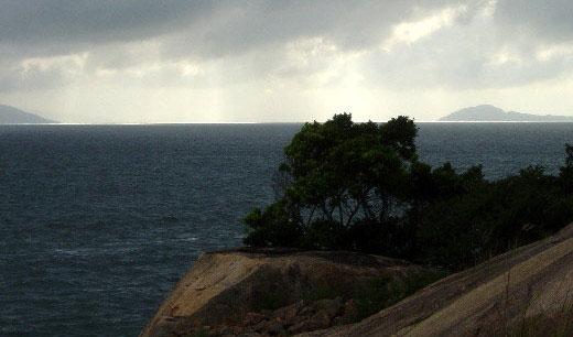20050617 周末海岛游 - 珠海外零仃岛 游记| - 天外飞熊 - 天外飞熊