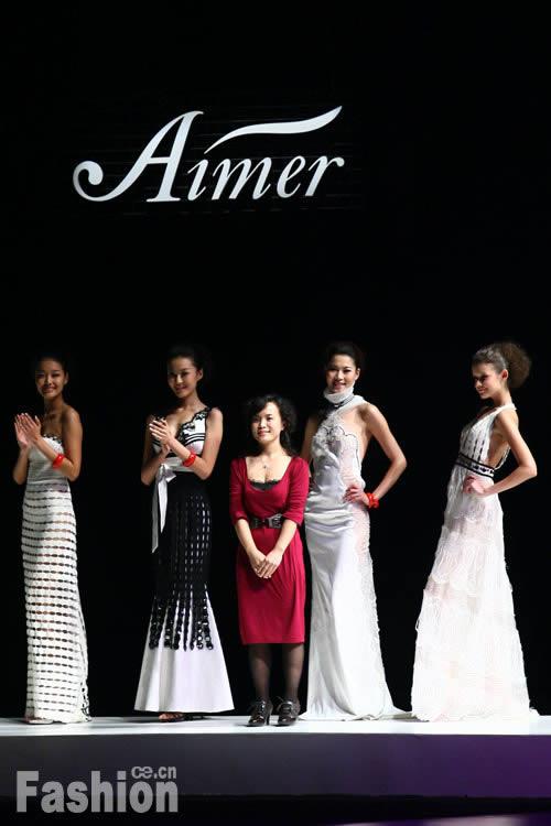 时装周-我的霓裳之旅 - 杨芳 - 杨芳的博客