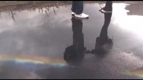 我陪你走过21年 - Sunny - Rainbow fall