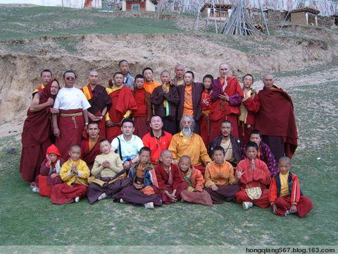 我的川藏行17—寺庙里的小出家人 - 强哥问候 - 强哥问候