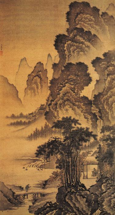 古代山水华 - 秋雨劲风 - glp181的博客