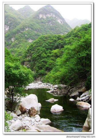 爱护青山绿水〔原创〕 - zhoushaoqi47 - 我的博客