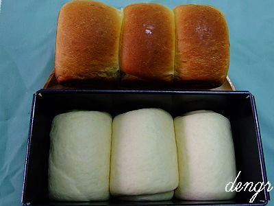 假期烘焙作品(三)---牛奶土司 - 可可西里 - 可可西里