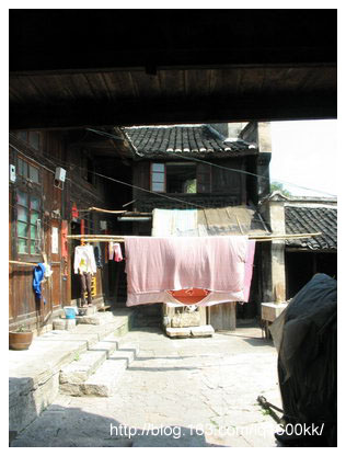 镇远行(4)巷陌老宅 - lq -