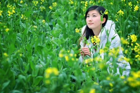 智仁山区笔记(12)---又见油菜花黄 - 山水悠游 - 山水悠游的博客