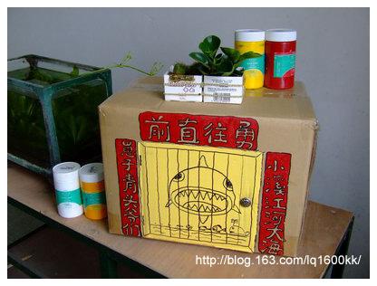DIY纸箱柜仔 - lq - LQ的博客