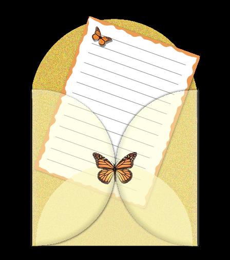 png格式的信纸图片