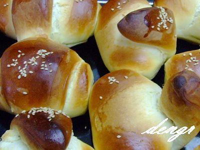 类似面包的不明物(第一次烘焙作品) - 可可西里 - 可可西里
