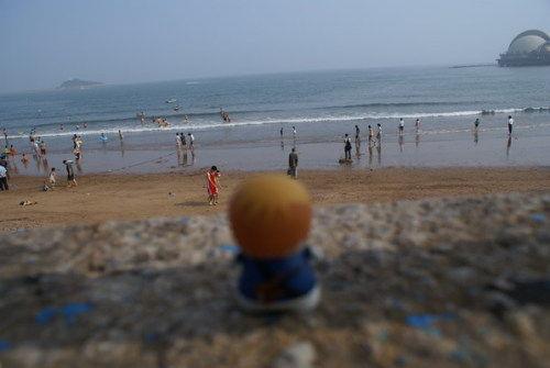 沙滩迷情 - 独孤寻欢 - 独孤寻欢