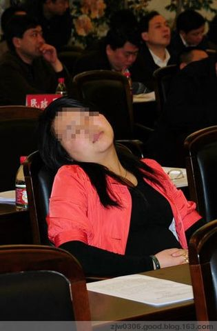 """[原创]慈善大会上的""""官老爷""""为何酣睡不止? - 张继伟 - 美丽的人生漫游史"""
