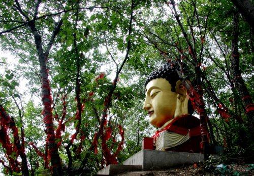 棋盘山风景和沈阳舍利塔 - xt5999995 - 赵文河的博客