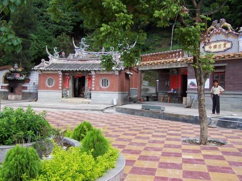 闽南宫庙记略(11):南安西碧岩 - 老陶e - 闽南民俗、风物