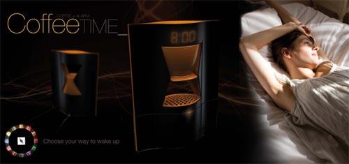 CoffeeTime:用咖啡的香味唤醒你