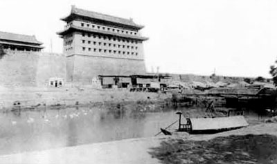 老北京城门介绍和珍贵照片欣赏 - 老大 - 老大
